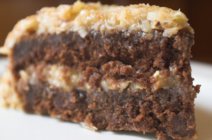 German Chocolate Birthday Cake The Hungry Artist