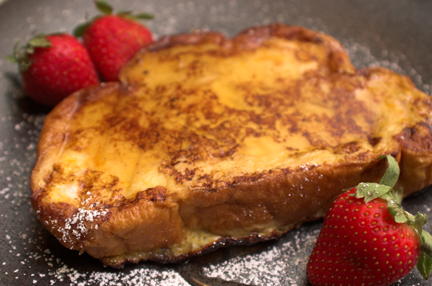 Challah French Toast The Hungry Artist
