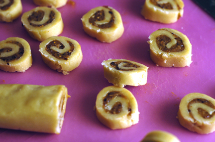 Ancient egypt inspired fig and date swirl cookies the hungry artist they forumfinder Images