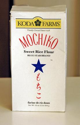 Mochiko flour where to buy