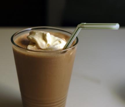 how to make a malt shake