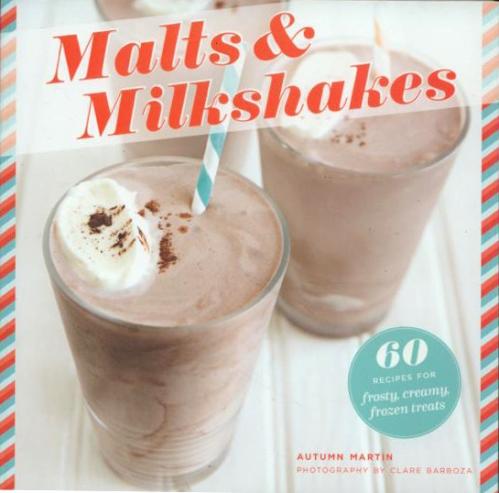 malts and milkshakes book cover