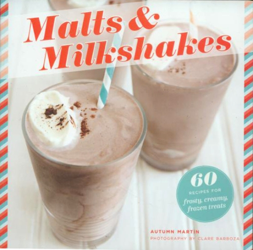 malts and milkshakes book cover