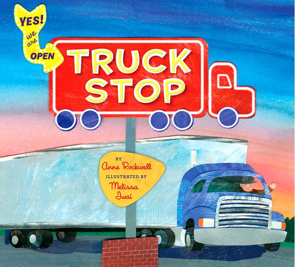 Truck Stop Clip Art