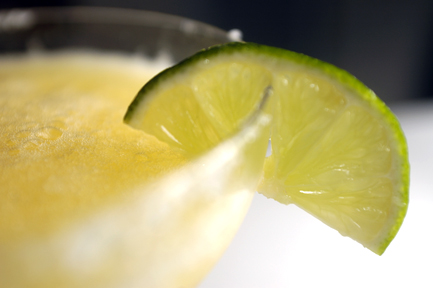 What better way to celebrate Cinco de Mayo than a freshly made margarita?