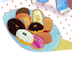 plate-donuts