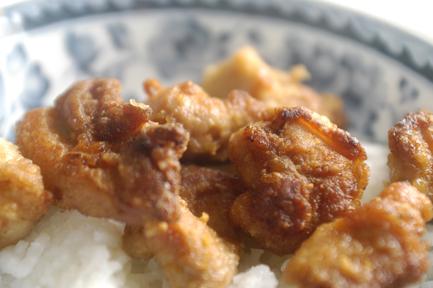 karaage chicken 2