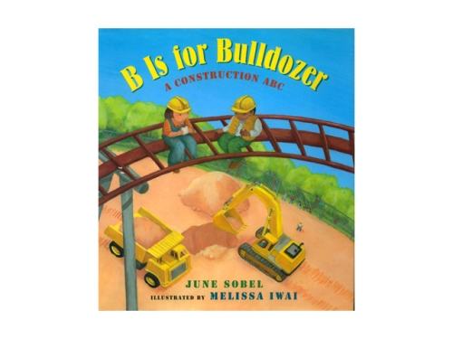 B is for Bullldozer_cover3