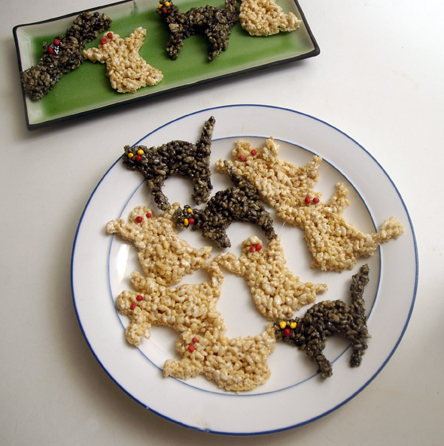 rice krispie treats | The Hungry Artist