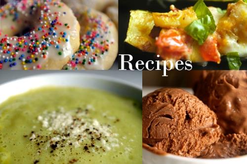 recipe header