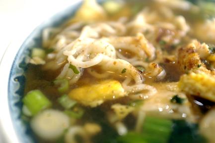 Shirataki Noodle Ramen
