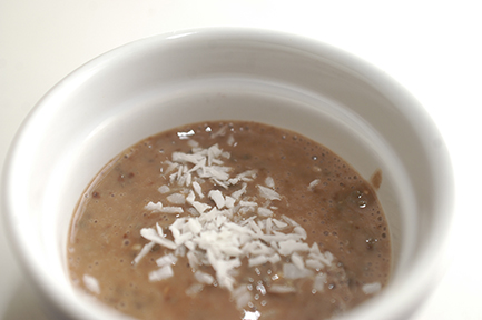 chocolate chia