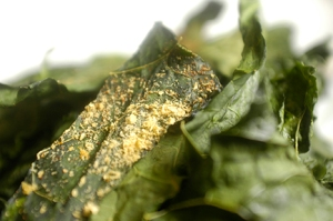 kale with yeast 2