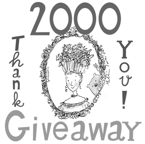 2000 giveaway